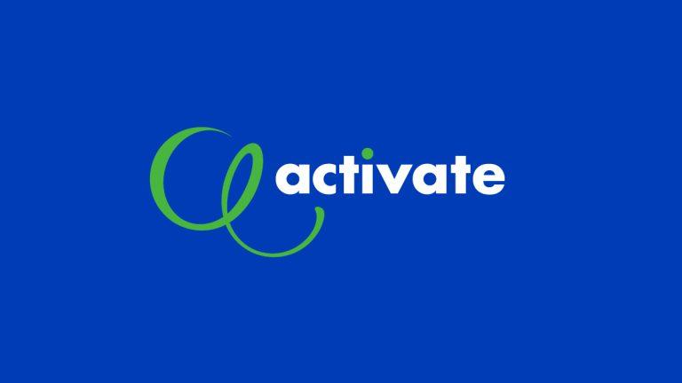 Activate Logo Design