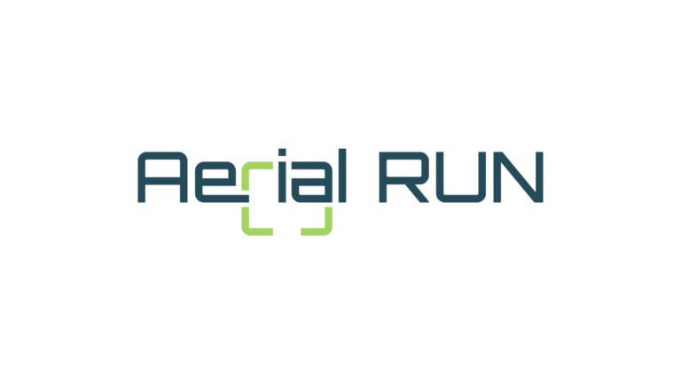Aerial Run Logo Design