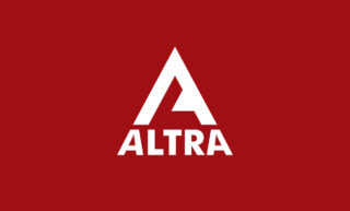 ALTRA Construction Logo Design