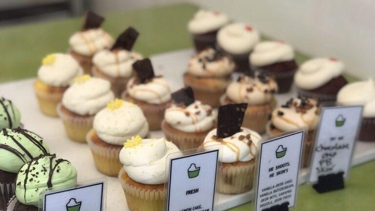 Bitten Cupcakes Photo