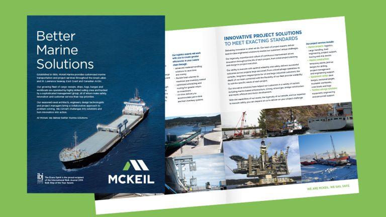 McKeil Marine Brochure