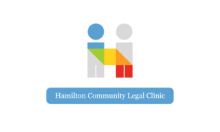 Hamilton Community Legal Clinic Logo Design