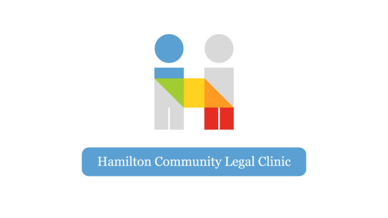 Hamilton Community Legal Clinic Logo Design