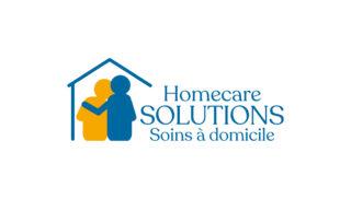 Homecare Solutions Logo Design