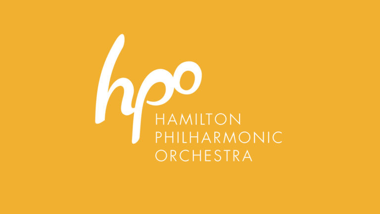 Hamilton Philharmonic Orchestra (HPO) Logo Design