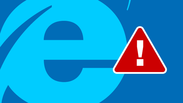 Internet Explorer Warning