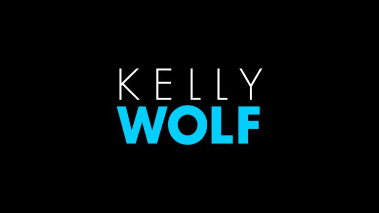 Kelly Wolf Logo Design