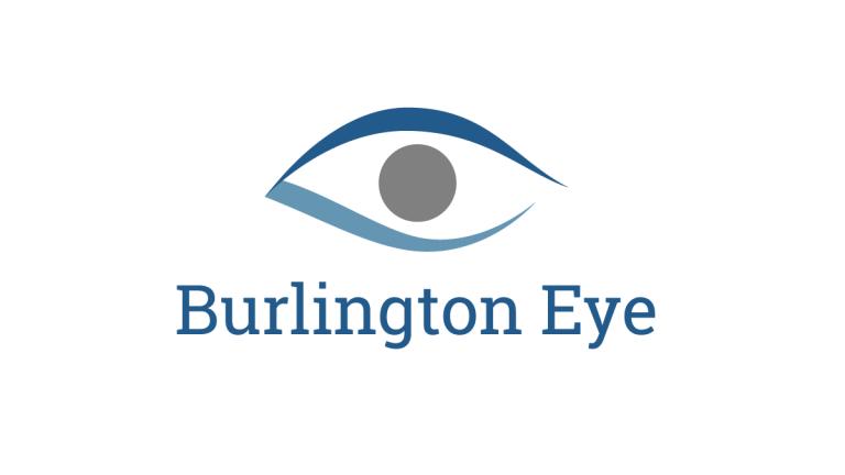 Burlington Eye Logo Design