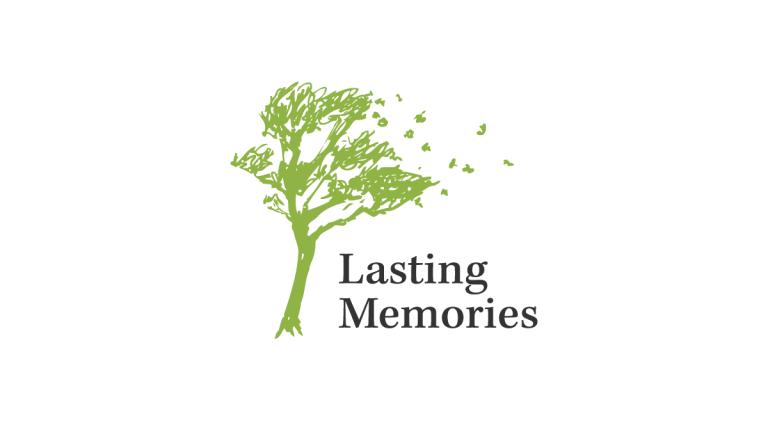 Lasting Memories Logo Design