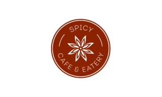 Spicy Cafe Logo Design