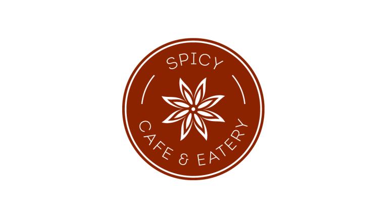 Spicy Cafe Logo Design