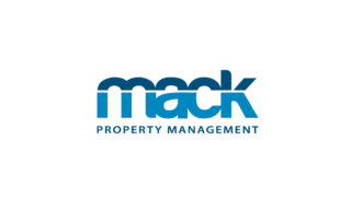 Mack Property Management Logo Design