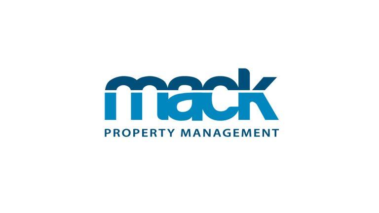 Mack Property Management Logo Design