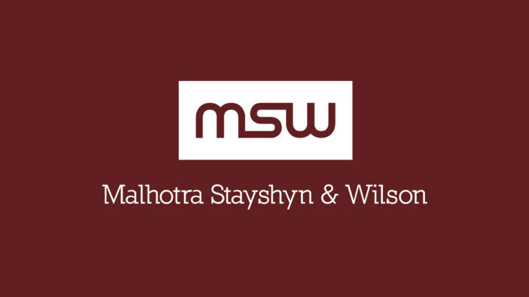 MSW Logo Design