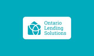 Ontario Lending Solutions Logo Design