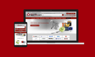 Canadian Ski Patrol Shop Website Design