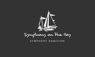 Symphony on the Bay Logo Design