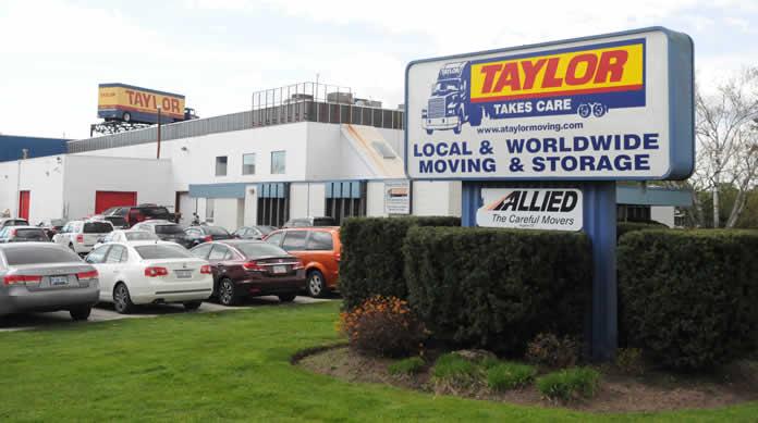 Taylor Moving Warehouse