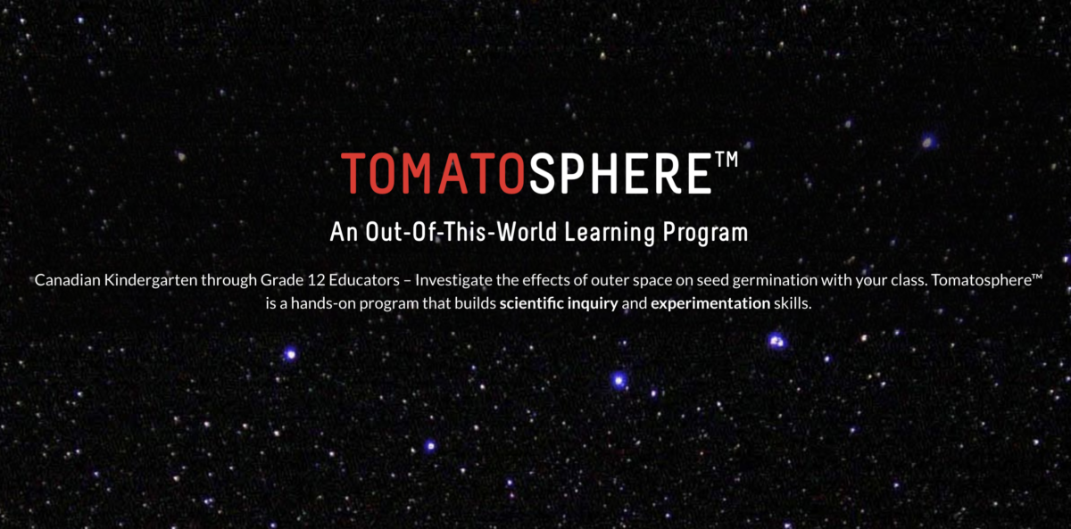 Tomatosphere Blog Photo