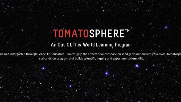 Tomatosphere Blog Photo