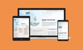 Seed Science Foundation Website Design