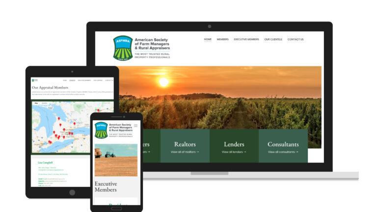Ontario Farm Appraisers website