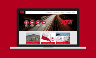 XTR Energy Website Design